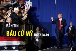 Bản tin Bầu cử Mỹ 28.10: Khách sạn Trump dùng hàng Trung Quốc; 10 điều thú vị về phó tổng thống Mỹ