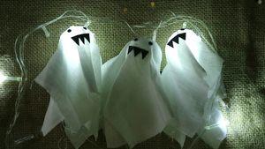 Mẹo vặt: Làm đèn trang trí Halloween cực dễ
