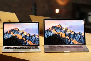 Dùng thử MacBook Pro 2016