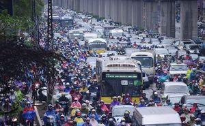 Hà Nội có thể cấm xe máy vào năm 2030