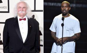 Kanye West bị chê bai trên sóng truyền hình