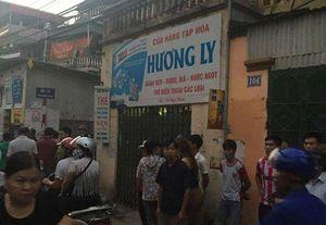 Hà Nội: Lời khai của kẻ đâm chủ nhà cướp của