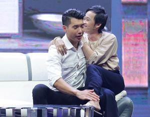 Trai đẹp Trương Nam Thành vào 'Nhà cười' quyến rũ Hoài Linh