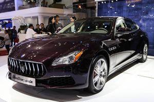 Maserati Quattroporte 2017 giá từ 6,1 tỷ ở Việt Nam