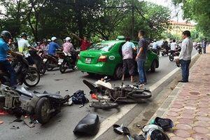 Tai nạn giao thông làm chết gần 200 người trong đợt nghỉ Tết