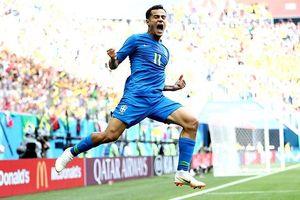 Brazil 2-0 Costa Rica: Vỡ òa ở phút cuối