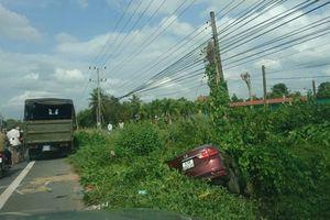 Khởi tố nguyên Thượng úy CSGT gây tai nạn khiến 2 người tử vong