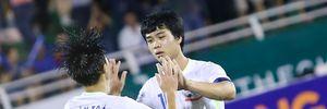 Công Phượng-Văn Toàn lập công, U21 HAGL ghi 4 bàn vào lưới Myanmar