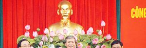 Ông Hoàng Trung Hải nhậm chức Bí thư Hà Nội