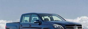 Mercedes sắp ra mắt xe bán tải, đặt tên X-Class