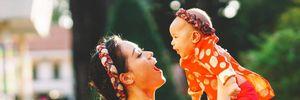 Tết Hạnh phúc: Tết đầu tiên được làm mẹ