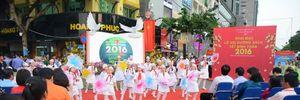 TP HCM khai mạc lễ hội Đường sách Tết Bính Thân 2016