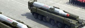 Triều Tiên phóng tên lửa tầm xa nhưng thất bại