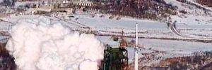 Video những lần Triều Tiên thử tên lửa, bom hạt nhân