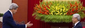Ngoại trưởng Mỹ John Kerry chúc Tết Bính Thân