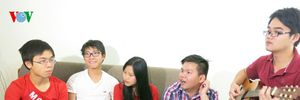 Du học sinh Việt: Trưởng thành từ cuộc sống xa nhà
