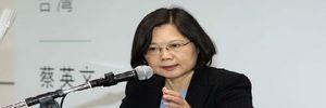 Bà Thái Anh Văn chỉ đạo khắc phục động đất ở Đài Loan