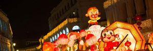 Các nước châu Á đón chào năm mới Bính Thân 2016