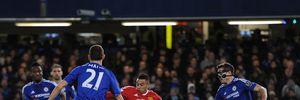 Chelsea 1-1 M.U: 'Quỷ đỏ' đánh rơi chiến thắng ở phút bù giờ