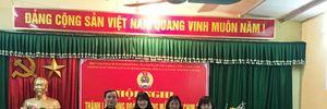 Thành lập CĐCS Trường Mầm non Chim Én (quận Long Biên, TP.Hà Nội)