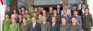 Phó Thủ tướng Nguyễn Xuân Phúc chúc Tết một số đơn vị tại Đà Nẵng