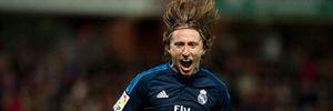 """HLV Zidane: """"Quên CR7 đi, Modric mới chính là ngôi sao lớn nhất tại Real"""""""