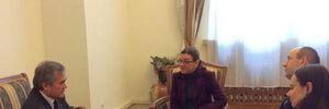 Đề nghị Ukraine sớm giải quyết vụ lục soát Làng Sen ở Odessa
