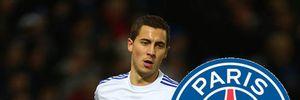 PSG phá kỷ lục chuyển nhượng mua Hazard