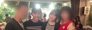 Hậu scandal, Trấn Thành cùng Hari Won mặc đồ đôi dự tiệc