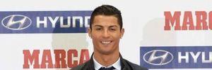 Ronaldo công bố thời điểm rời Real Madrid