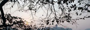 Khoảnh khắc Hà Nội yên bình ngày đầu năm mới
