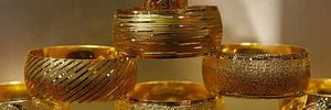 Lo ngại kinh tế suy thoái, giá vàng tăng quanh mức 1.200 USD/ounce