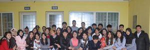 Ấm nồng Tết Việt với sinh viên nước ngoài
