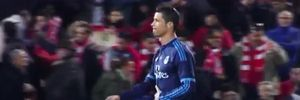 Ronaldo đá vật vờ ở trận gặp Granada vì... đau bụng