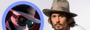 Johnny Deep gia nhập 'Vũ trụ quái vật' với vai 'Người tàng hình'