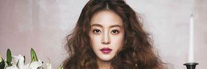 Han Ye Seul khoe nhan sắc yêu kiều