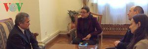 Người Việt bị lục soát, thu giữ tiền: Đại sứ Việt Nam làm việc với Bộ ngoại giao Ukraine