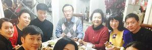 Lý Thần lần đầu đón Tết cùng gia tộc Phạm Băng Băng