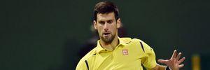 Djokovic tiếp tục thống trị, Hoàng Nam tụt 2 bậc