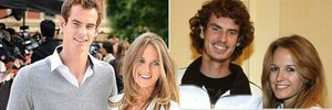 Murray nối gót Federer và Djokovic lên chức bố