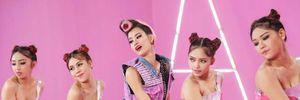 Đông Nhi làm MV toàn màu hồng mừng Valentine