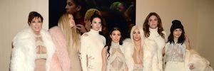 Dàn sao lấn át bộ sưu tập của Kanye West