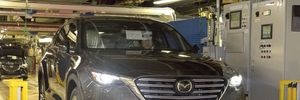 Mazda CX-9 thế hệ mới có thể về Việt Nam đi vào sản xuất