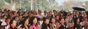 Nhiều lãnh đạo Nhà nước tham gia khai hội xuân trên cả nước