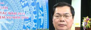 Bộ trưởng Vũ Huy Hoàng trải lòng về một năm khó khăn với xuất khẩu