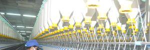 Khí thế sản xuất ngày đầu năm ở Công ty CP dệt kim Hoàng Thị Loan