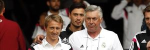 """Modric: """"Zidane ư? Tôi chỉ thích Ancelotti"""""""