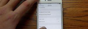 Cẩn thận trò lừa khiến iPhone thành cục gạch