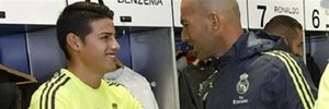 Zidane đang khiến dàn sao Real 'bay cao'