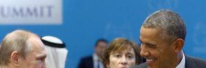 Tổng thống Mỹ, Nga điện đàm về tình hình Syria